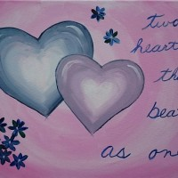"""""""Two Hearts"""""""