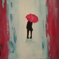 """Red Umbrella"""