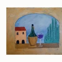 """Tuscan Finestra"""